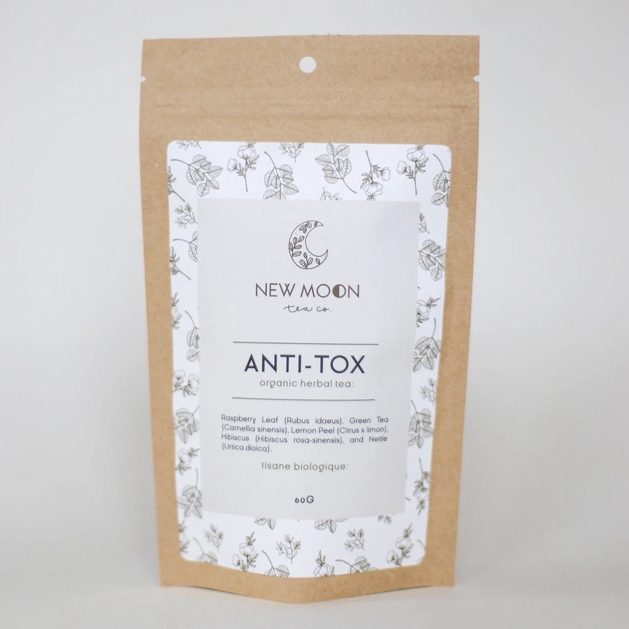 Anti-Tox Tea | NEW MOON TEA CO