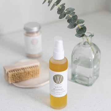 Wash - Oil Cleanser | WILDCRAFT