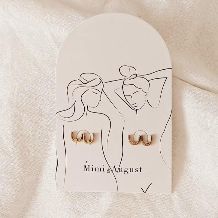Boobs Earrings | MIMI & AUGUST | JV Studios Boutique