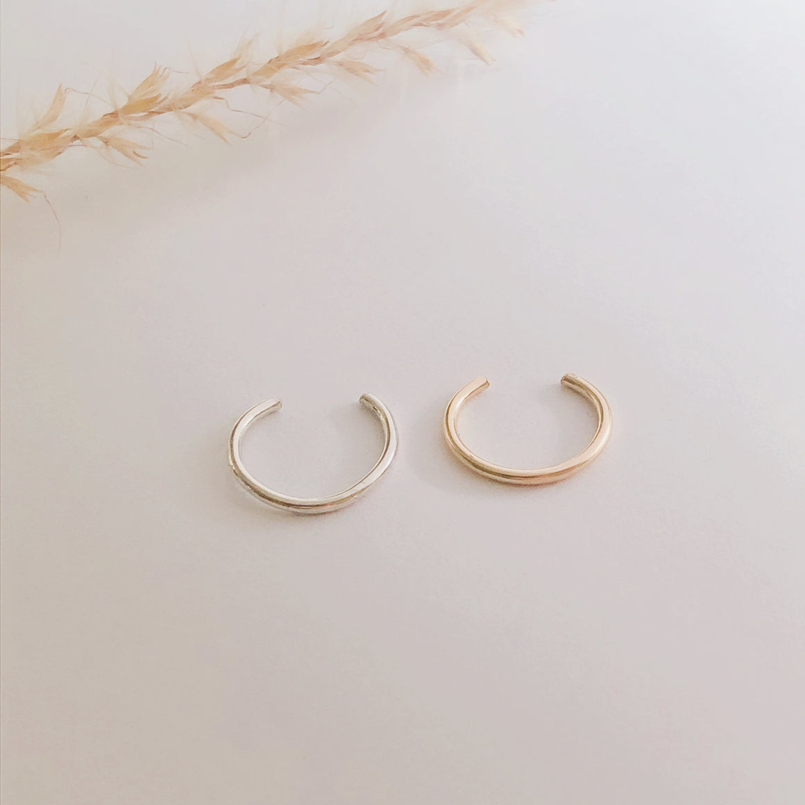 Smooth Ear Cuff | JASMINE VIRANI