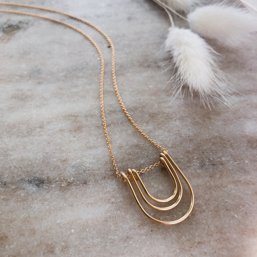 Arches Necklace | JASMINE VIRANI
