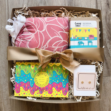 JV Gift Box: Stay At Home B-Day
