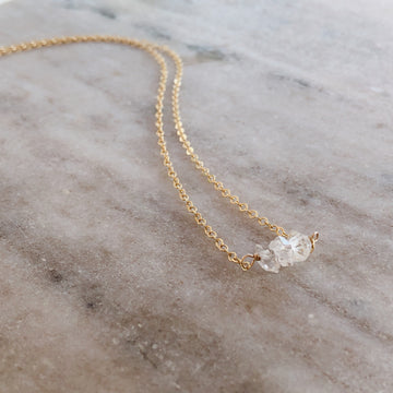 Herkimer Necklace | JASMINE VIRANI