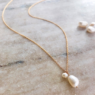 Deeper than the Ocean Necklace | JASMINE VIRANI