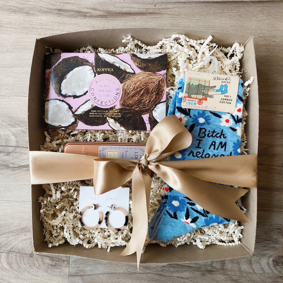 JV Gift Box: R & R | JV Studios Boutique