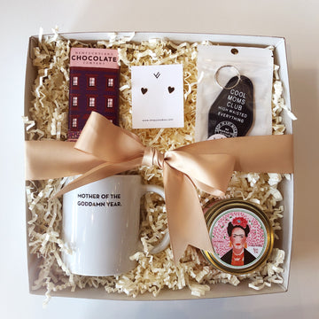 Mother of the Year Gift Box