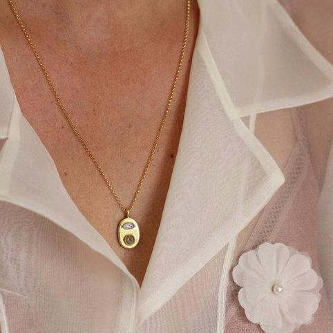 Kinfolk Necklace | ZALESKA | JV Studios Boutique