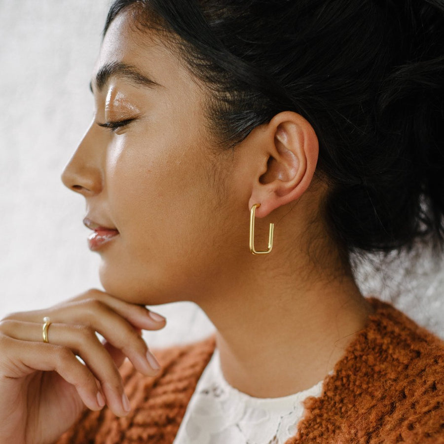 Gravity Hoops | KARA YOO | JV Studios Boutique