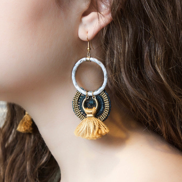 Musk Earrings | THIS ILK
