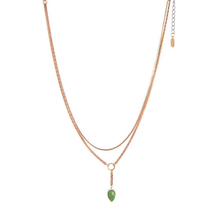 Sidra Necklace | HAILEY GERRITS | JV Studios Boutique