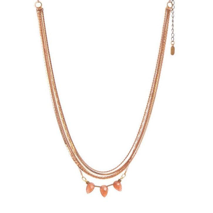 Isla Necklace | HAILEY GERRITS | JV Studios Boutique