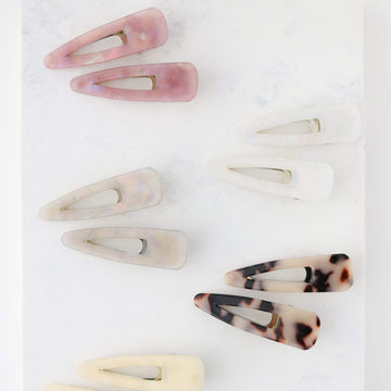 Piper Hair Clips (various colours)