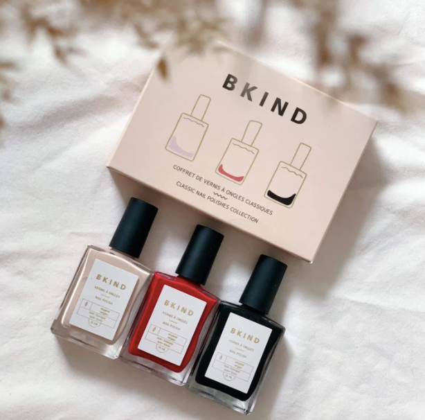 Classic Nail Polish Collection | BKIND
