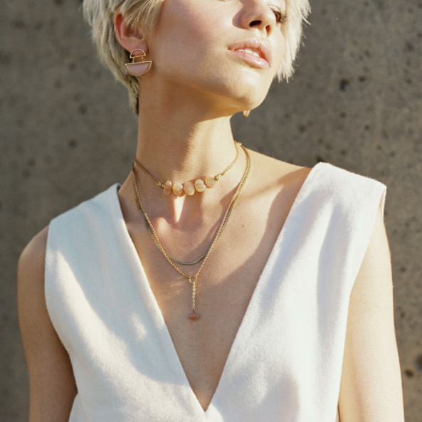 Ceres Choker | HAILEY GERRITS | JV Studios Boutique