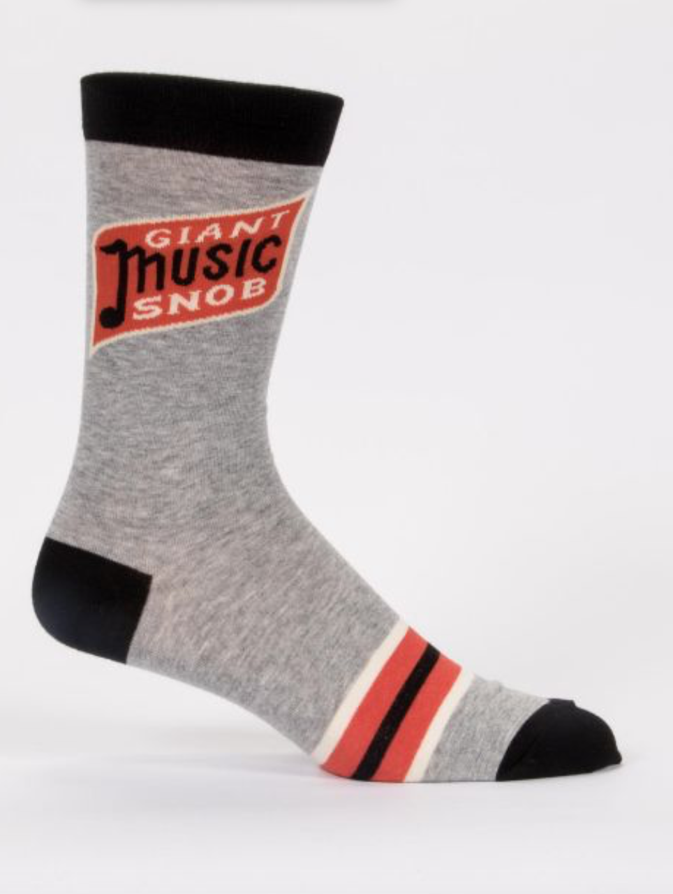 Giant Music Snob Socks - Men