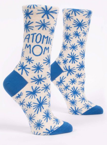 Atomic Mom Socks  - Women