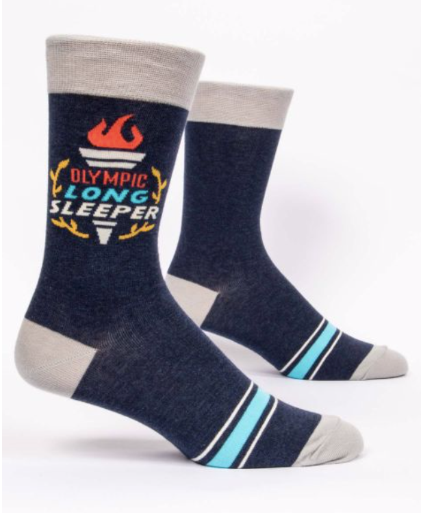 Olympic Long Sleeper Socks - Men