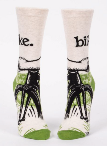 Bike Path Socks - Women