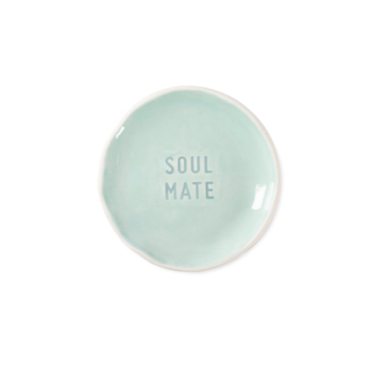 Stamped Word Tray - Soul Mate