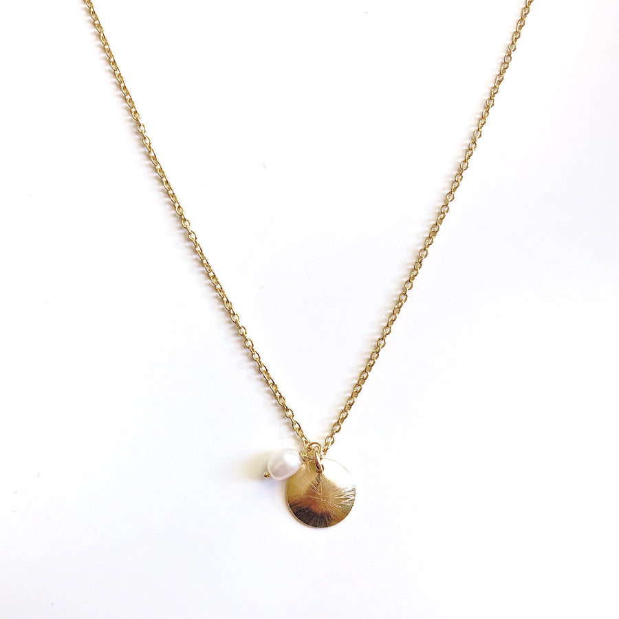 Oyster Necklace | JASMINE VIRANI