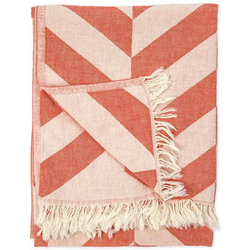 Turkish Towel - Chevron (Assorted Colours)