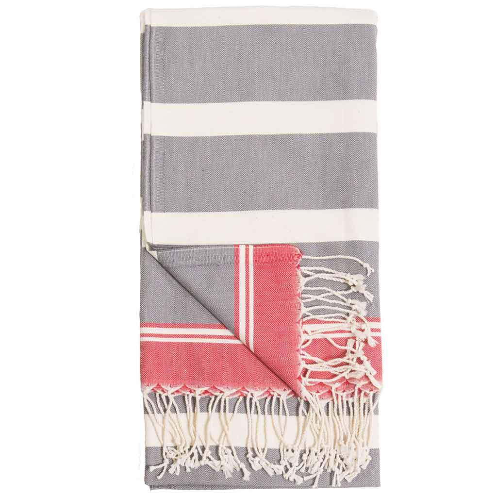 Turkish Towel - Sello (Assorted Colours)