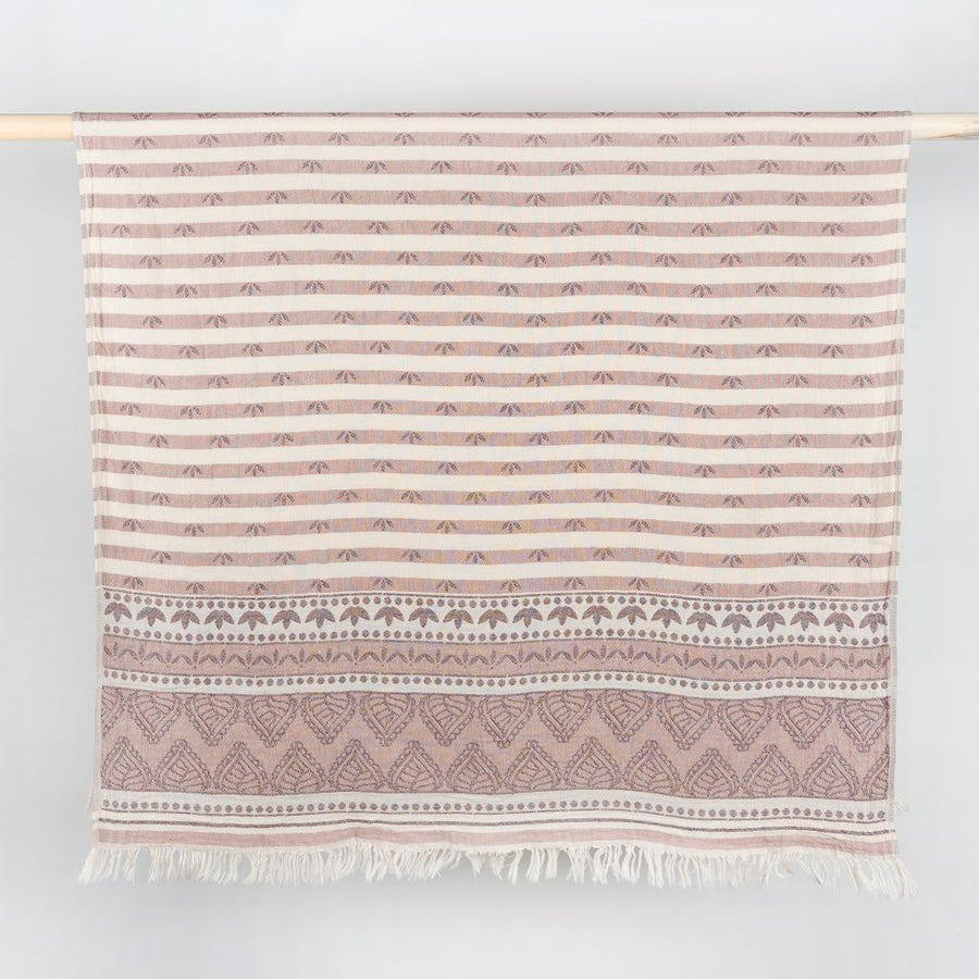 Turkish Towel - Zora (Assorted Colours) | POKOLOKO