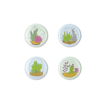 Terrariums | Magnet Set