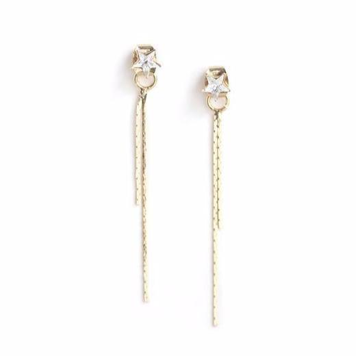 Twinkle Ear Jacket Earrings | LOVER'S TEMPO | JV Studios & Boutique