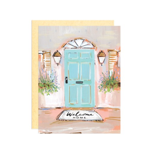 Welcome Home - Greeting Card