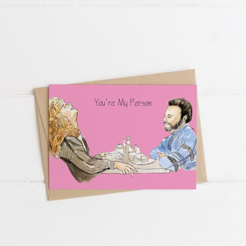 You're My Person- Greeting Card