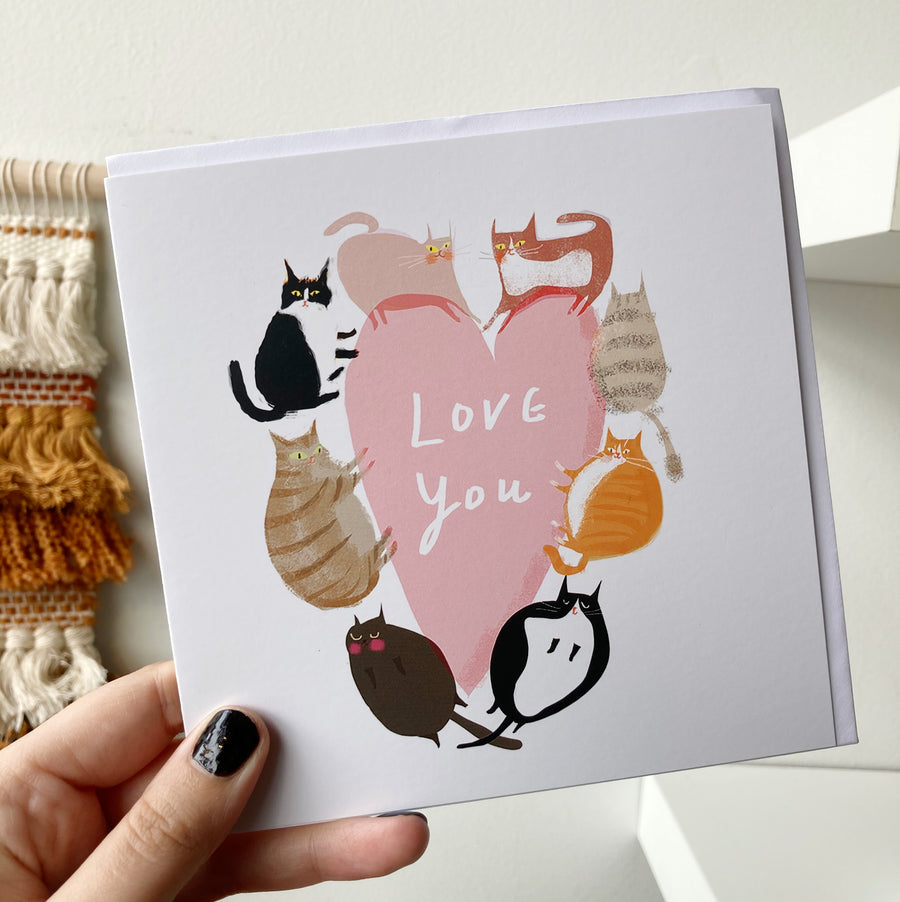 Big Heart - Greeting Card
