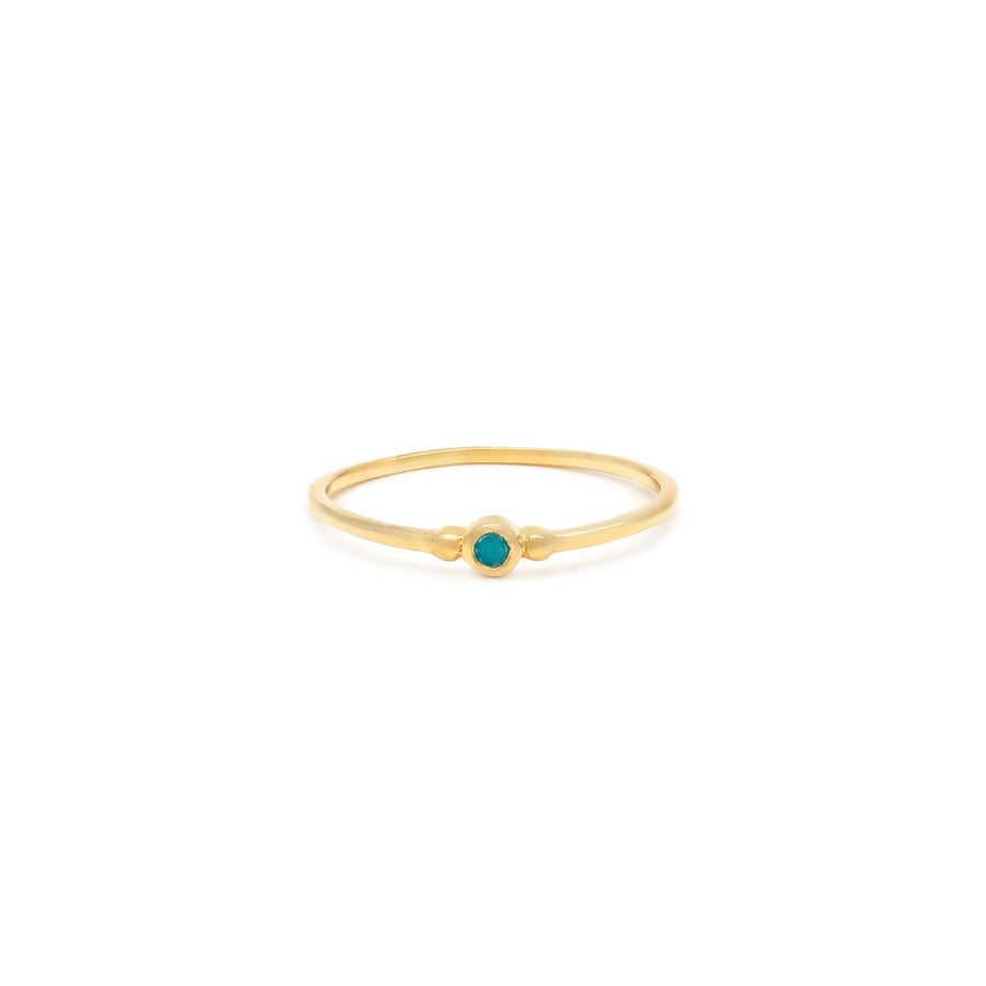 Isla Ring - Turquoise | LEAH ALEXANDRA | JV Studios & Boutique