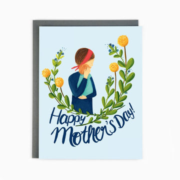 New Mom - Greeting Card