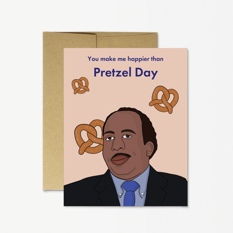 Stanley  - Greeting Card