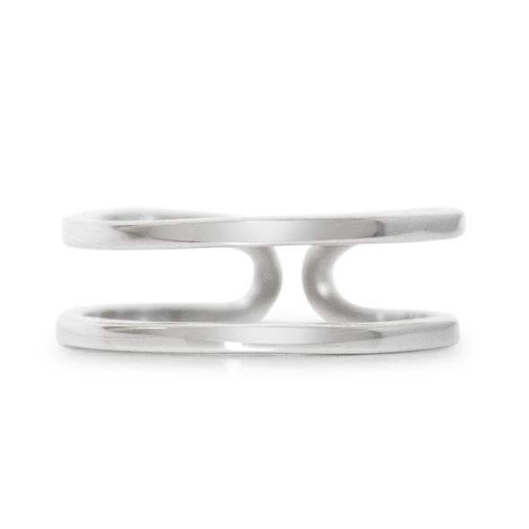 Riley Double Band Ring | LISSA BOWIE