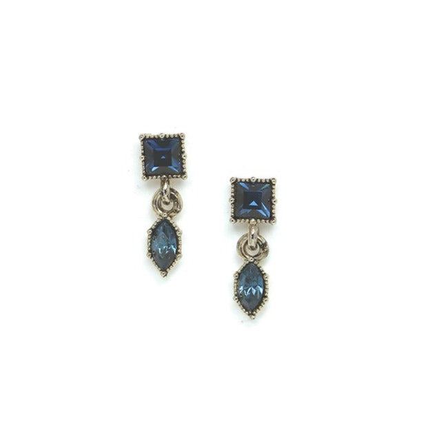 Bella Drop Earrings - Montana | LOVER'S TEMPO