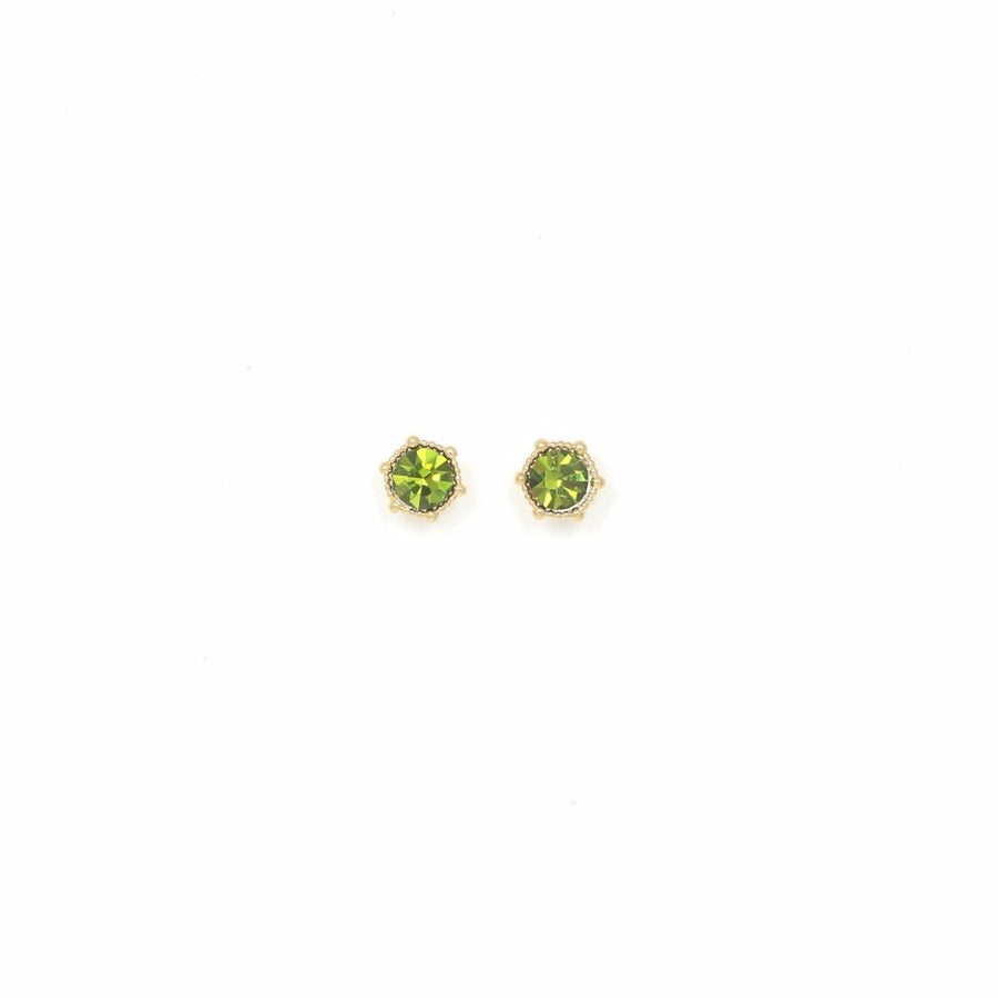 Astrid Stud Earrings (various colours) | LOVER'S TEMPO
