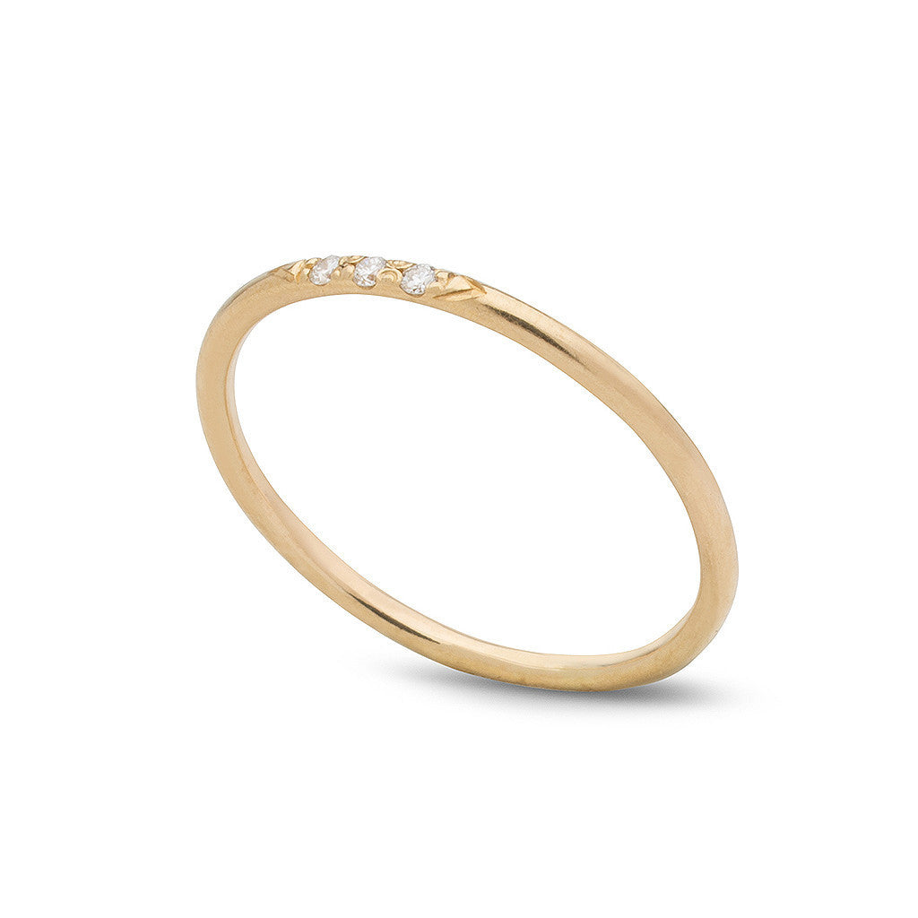 with designed one gold product flourish ring rings artisan elegantly crafted rachel eshkol