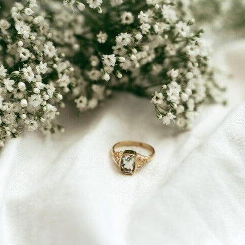 Belle Ring | ZALESKA | JV Studios Boutique