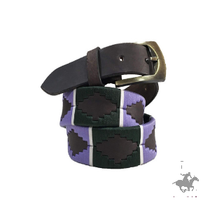 Polo Belt | Leather Belt | Argentine Polo Belt