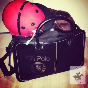 Leather Bag | Leather Polo Bag | Leather Polo Kit Bag | Polo carry all