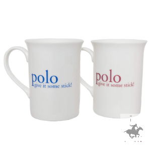 Polo Mug - Give it Some Stick
