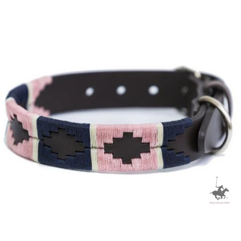 Dog Collar | Polo Dog Collar | Leather Dog Collar