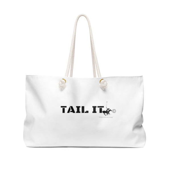 POLO COLLECTIONS - TAIL IT WEEKENDER BAG