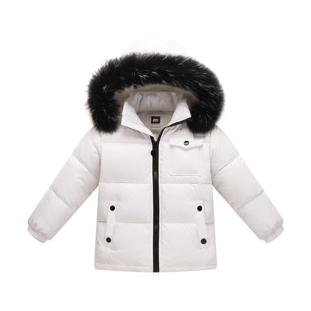 Toddler Winter Down Jacket