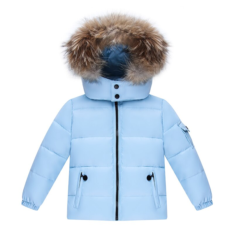 Toddler Duck Down Snowsuits