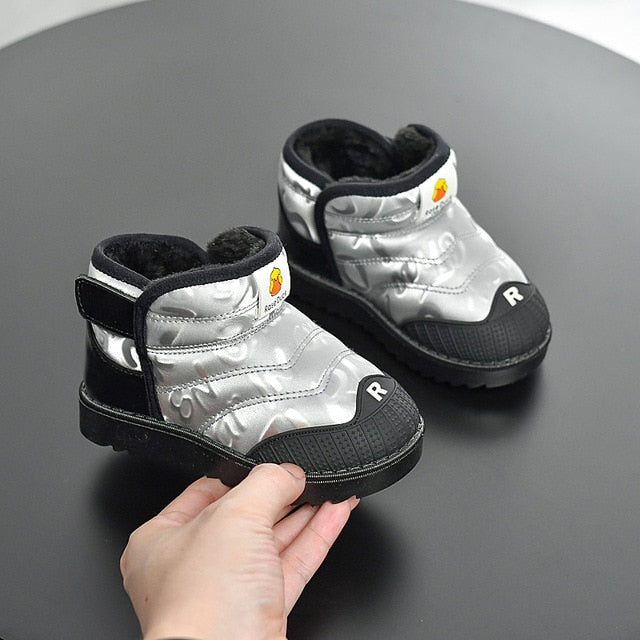 Baby / Toddler Warm Winter Snow Ankle Boots