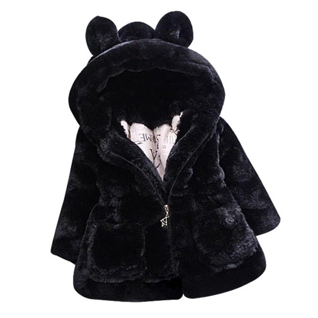 Baby / Toddler Winter Hooded Warm Jacket