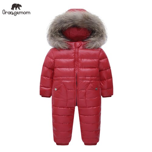 Toddler Waterproof Snowsuits